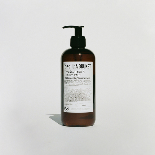 069 Hand & body wash Lemongrass 450 ml