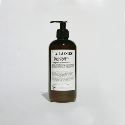 104 Hand & body wash Bergamot/ Patchouli 450 ml