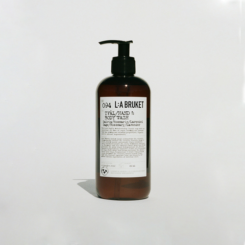 094 Hand & body wash Sage/ Rosemary/ Lavender 450ml