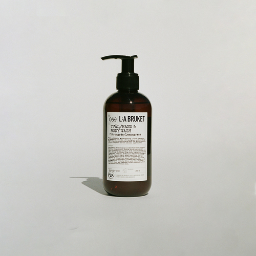 069 Hand & body wash Lemongrass 250 ml