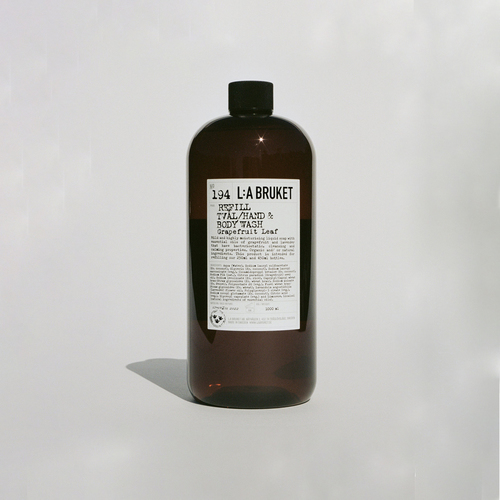 194 Hand & body wash Grapefruit Leaf Refill
