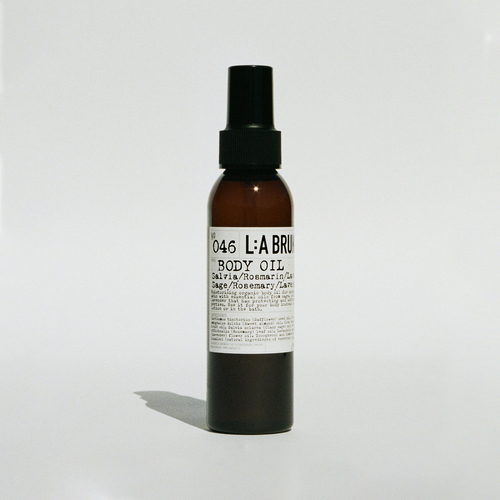 046 Body oil Sage/ Rosemary/ Lavender