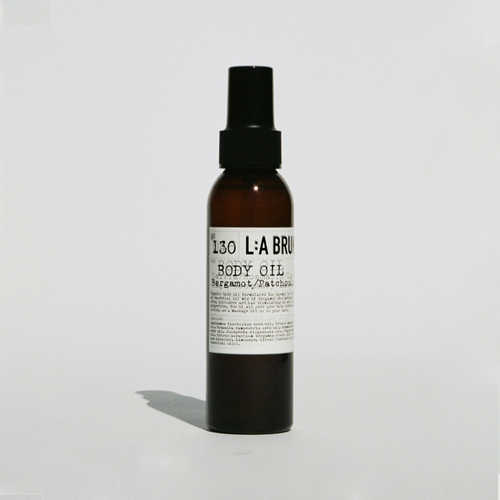 130 Body oil Bergamot/ Patchouli