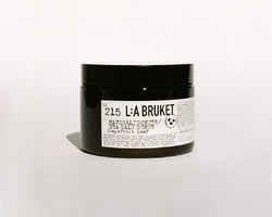 215 Sea salt scrub Grapefruit Leaf