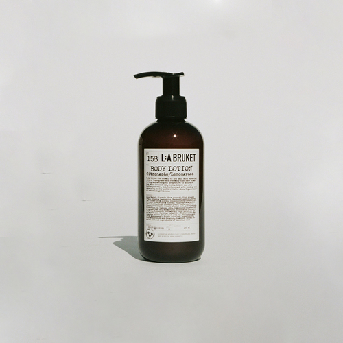 158 Body lotion Lemongrass