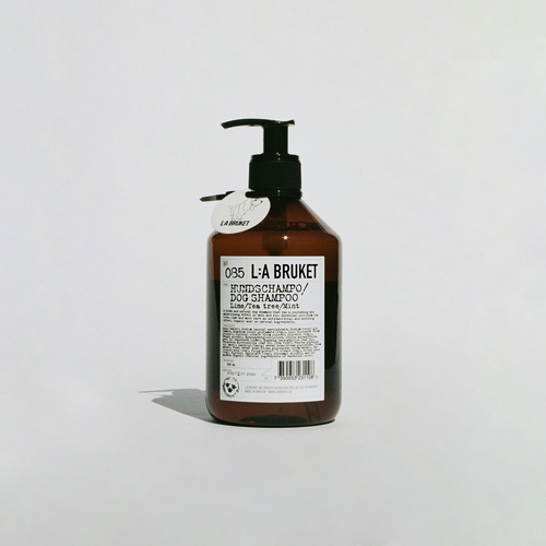 085 Dog shampoo Lime/ Tea Tree/ Mint